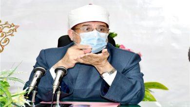 وزير الأوقاف  -محمد مختار جمعة