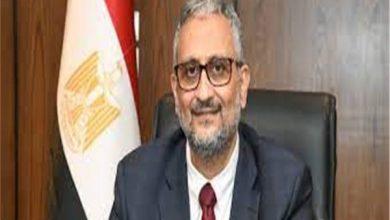 المهندس خالد مصطفي الوكيل الدائم لوزارة التخطيط والتنمية الاقتصادية
