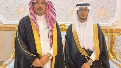 الجهني يحتفل بزواج باسل - أخبار السعودية