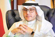 الشيخ د.أحمد الناصر يعزي نظيره التركي بضحايا حرائق الغابات