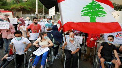 اللبنانيون يحيون الذكرى السنوية الأولى لانفجار مرفأ بيروت