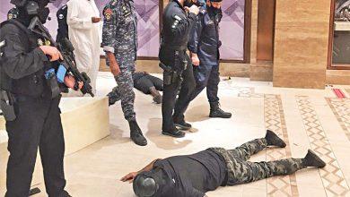 القوات الخاصة «تحرر» مجمع الأفنيوز من الإرهابيين