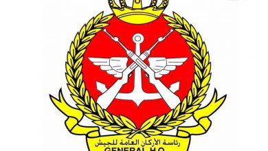 رئاسة الأركان العامة للجيش: لا صحة لتجاوز 3 صواريخ أجواء الكويت