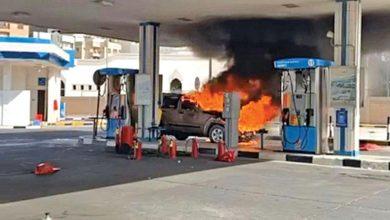 «الإطفاء» تنقذ محطة وقود في خيطان من كارثة