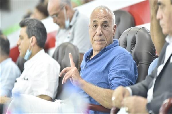 حسين لبيب رئيس اللجنة المكلفة بإدارة نادي الزمالك