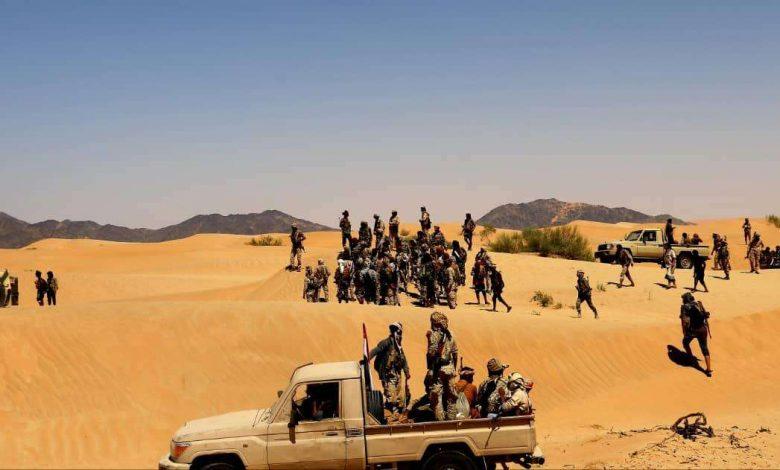معارك في الجوف وتعز... وتقدم للجيش غرب مأرب