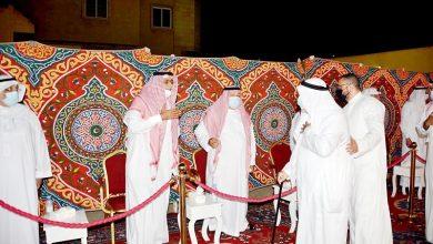 آل كامل ووقاص وناقرو يستقبلون المعزين في فقيدتهم - أخبار السعودية