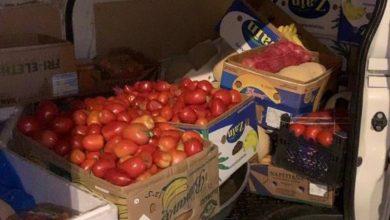 أمانة العاصمة المقدسة تُصادر طنين من الخضراوات والفواكه بمسفلة مكة