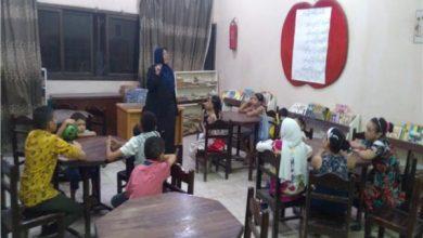 أنشطة ثقافية وورش فنية بثقافة أحمد بهاء الدين للطفل