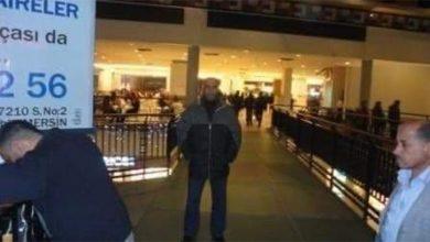 أول صورة توثق وصول «الساعدي القذافي» لتركيا بعد الإفراج عنه