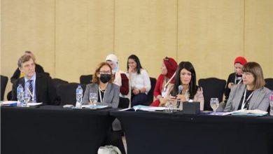 خلال ورشة عمل ضمن فعاليات منتدى مصر للتعاون الدولي والتمويل الإنمائي