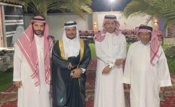 احتفال آل عياف والجدعاني بزواج سلطان - أخبار السعودية