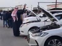 احذروا طرق متعددة للغش في المركبات وقطع غيارها بسوق السيارات (فيديو)
