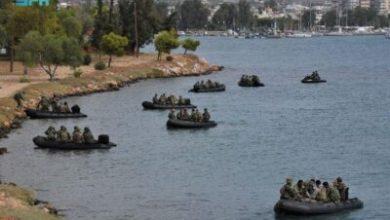 اختتام مناورات التمرين الرباعي للعمليات الخاصة بمشاركة مجموعة القوات البرية الملكية السعودية