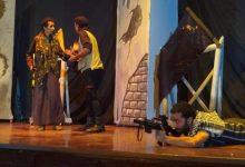 افتتاح عرض «ادي اخرتها» لفرقة الأهرام المسرحية