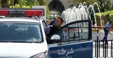 الأمن التونسي يضبط امرأة تلد