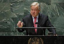 الأمين العام لمنظمة الأمم المتحدة ينتقد «التوزيع غير العادل» للقاحات كورونا