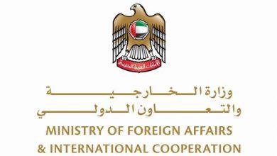 الإمارات: نقف صفا واحدا مع السعودية ضد كل تهديد يطال أمنها واستقرارها - أخبار السعودية