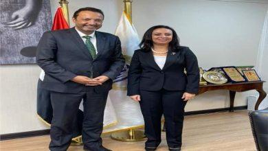وفد الاتحاد الأوروبي بالقاهرة