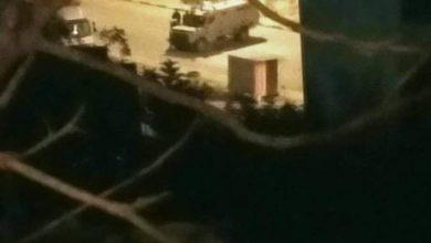 الاحتلال يحاصر منزلاً في برقين وسط اشتباكات عنيفة