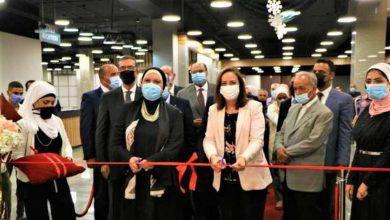«التجارة» تفتتح فعاليات الدورة الـ14 لمعرض المنتجات المصرية في الأردن