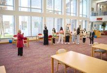 الجامعة الأمريكية في الكويت تنظم سلسلة جولات للطلبة الجدد في الحرم الجامعي