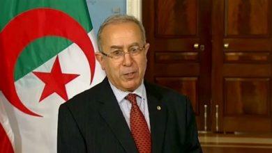 الجزائر تشدد على ضرورة إجراء الانتخابات الليبية فى موعدها