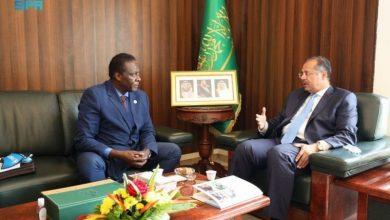 السفير السبيعي يلتقي ممثل الغذاء العالمي - أخبار السعودية