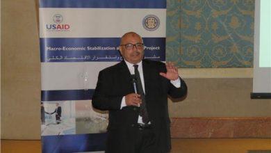 محمد السبكى رئيس قطاع الحسابات الختامية