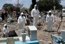 المكسيك تسجل 596 وفاة بكورونا