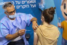 بحث إسرائيلي: جرعة اللقاح الثالثة تنتج أجساما مضادة أكثر بعشر مرات من الجرعة الثانية