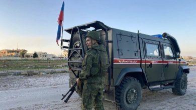 بعد خروج المسلحين.. دوريات روسية - سورية في درعا البلد - أخبار السعودية