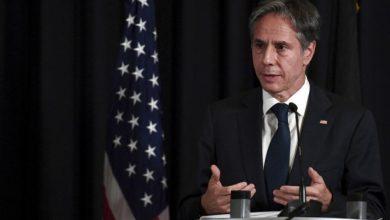 بلينكن: واشنطن على وشك التخلّي عن الاتفاق حول النووي الإيرانيّ