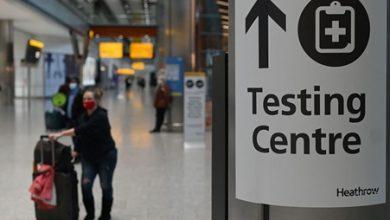 تخفيف قيود السفر في بريطانيا اعتبارًا من أكتوبر القادم