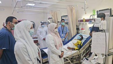 تدشين جهاز الطب الإتصالي للسكتة الدماغية بمستشفى أجياد للطوارئ - صحيفة عين الوطن