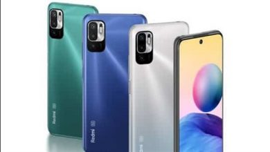 تعرف على سعر ومواصفات هاتف Xiaomi Redmi Note 10 5G