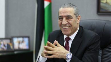 تفاصيل اجتماع حسين الشيخ مع وزير خارجية مصر