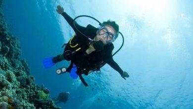 تفسير حلم رؤية الغوص تحت الماء في المنام لابن سيرين