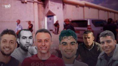 """حماس والجهاد: """"إعادة اعتقال محرري جلبوع لن يمحو هزيمة الاحتلال"""""""
