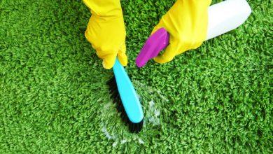 خطوات تنظيف الموكيت في المنزل