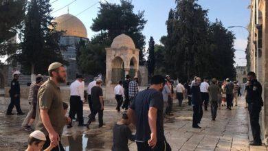 دعوات للتصدي لاقتحامات المستوطنين للمسجد الأقصى خلال فترة الأعياد اليهودية