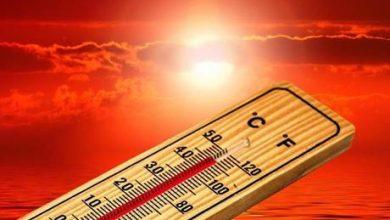 دولتان عربيتان تسجلان أعلى 15 درجة حرارة في العالم