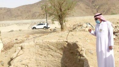 ردم بئر مكشوفه على طريق مكة - جدة القديم - أخبار السعودية