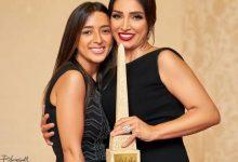 روجينا وابنتها مريم - الصورة من حساب روجينا على إنستقرام