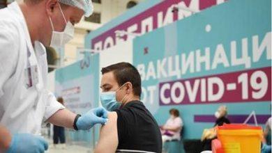 روسيا تسجل 19594 إصابة جديدة بفيروس كورونا