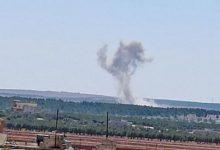 روسيا تضرب «غصن الزيتون» التركي شمال سوريا