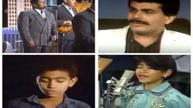 عمرو دياب وحماقي وتامر حسني وشيرين