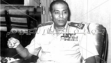 المشير محمد حسين طنطاوي وزير الدفاع الأسبق