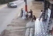 ضبط شخص صدم طالبين بسيارته في الشرقية