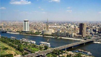 أجواء القاهرة اليوم